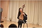 Pipa playing demonstration from professor of China Conservatory.
