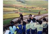 Through visiting the Guangdong Provincial Museum (New Museum), students learnt about agricultural practices in ancient times.